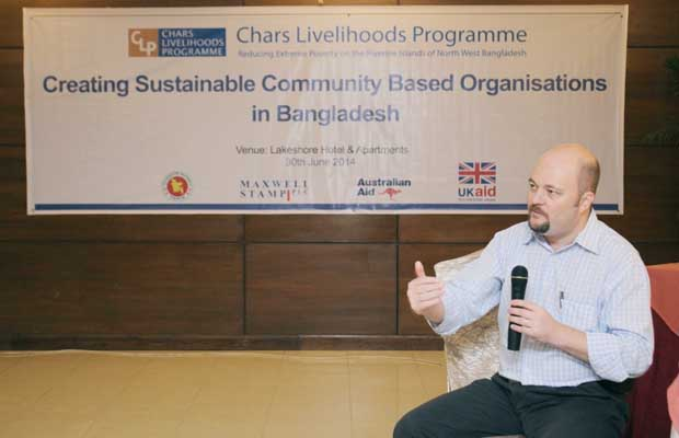 Seminar on sustainable CBO organized by IMLC